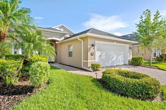 3673 Carambola Circle, Melbourne, FL 32940 (MLS #884795) :: Blue Marlin Real Estate