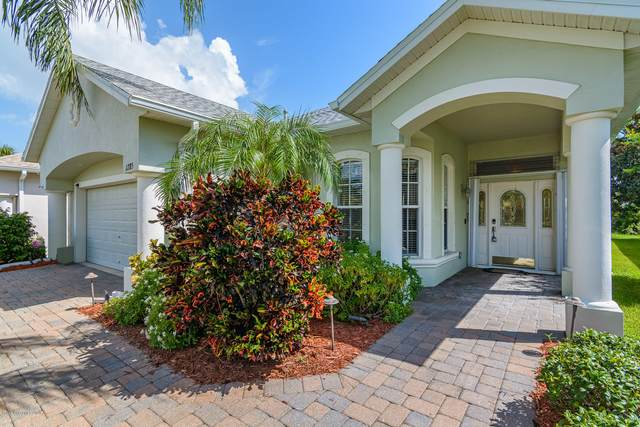 1285 Clubhouse Drive, Rockledge, FL 32955 (MLS #884806) :: Coldwell Banker Realty