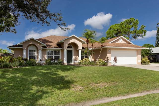 910 Penelope Avenue NE, Palm Bay, FL 32907 (MLS #884821) :: Blue Marlin Real Estate