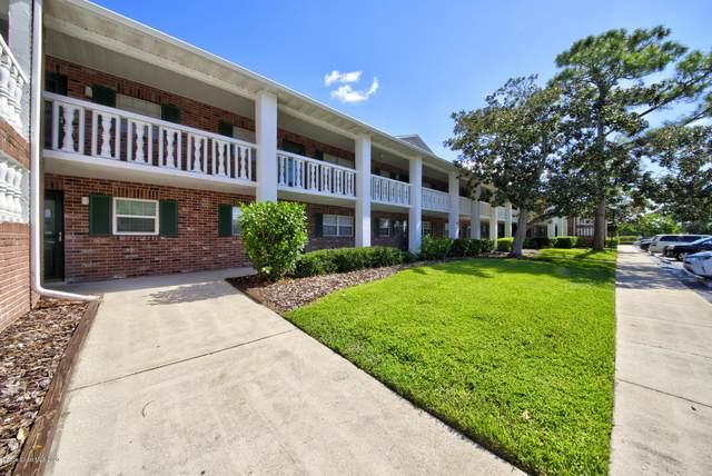 1890 Knox Mcrae Drive F106, Titusville, FL 32780 (MLS #884827) :: Blue Marlin Real Estate