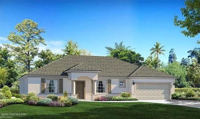 427 NE Aviation Avenue NE, Palm Bay, FL 32907 (MLS #884834) :: Blue Marlin Real Estate
