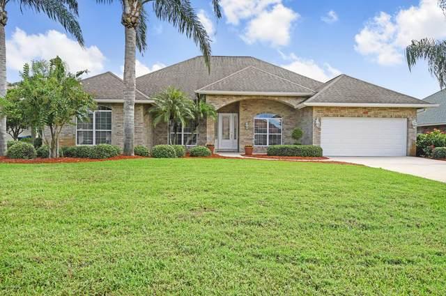 1575 Banana Drive, Titusville, FL 32780 (MLS #884849) :: Premium Properties Real Estate Services