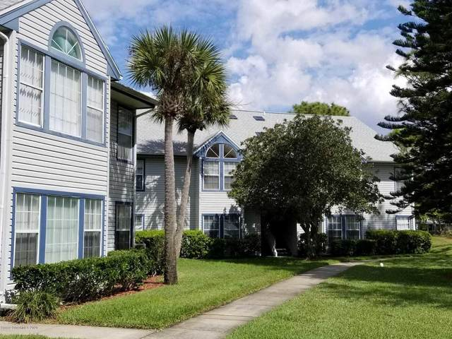 4870 Lake Waterford Way W #2221, Melbourne, FL 32901 (MLS #884850) :: Engel & Voelkers Melbourne Central