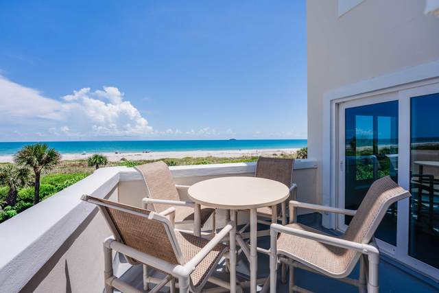 8600 Ridgewood Avenue #2301, Cape Canaveral, FL 32920 (MLS #884852) :: Engel & Voelkers Melbourne Central