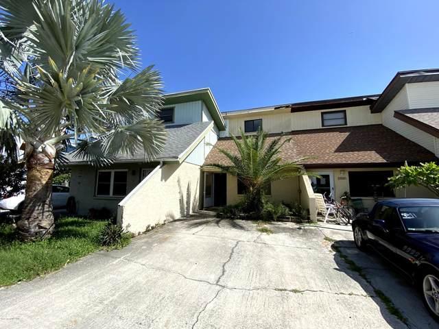 112 Garden Beach Lane, Cape Canaveral, FL 32920 (MLS #884859) :: Blue Marlin Real Estate