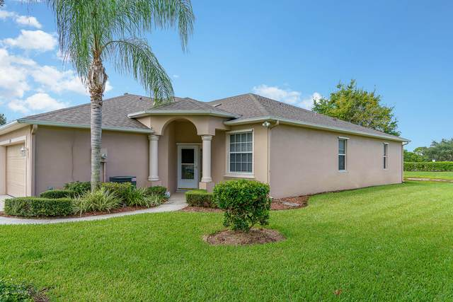 2025 Muirfield Way SE, Palm Bay, FL 32909 (MLS #884865) :: Premium Properties Real Estate Services