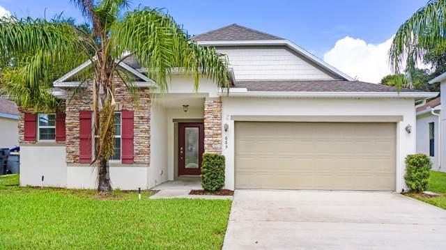 665 Breakaway Trail, Titusville, FL 32780 (MLS #884869) :: Blue Marlin Real Estate