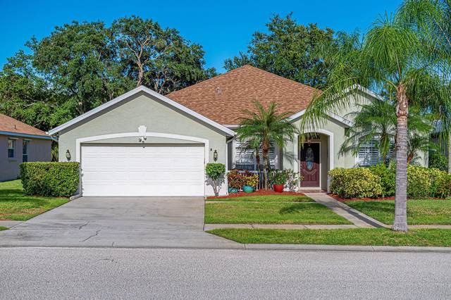 1636 Sun Gazer Drive, Viera, FL 32955 (MLS #884927) :: Blue Marlin Real Estate