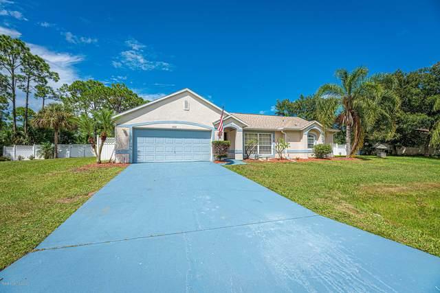 1533 Madison Road NW, Palm Bay, FL 32907 (MLS #884934) :: Blue Marlin Real Estate