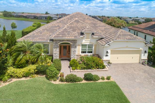 3464 Gatwick Manor Lane, Melbourne, FL 32940 (MLS #884942) :: Engel & Voelkers Melbourne Central