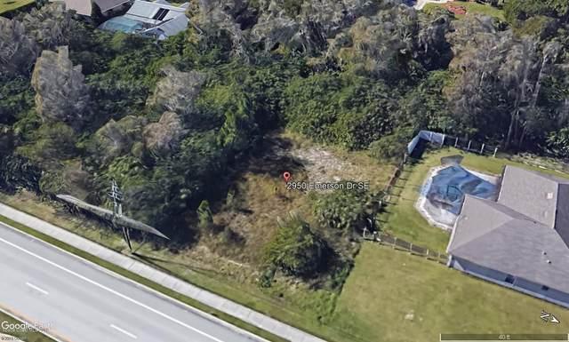 2950 Emerson Drive SE, Palm Bay, FL 32909 (MLS #884964) :: Blue Marlin Real Estate