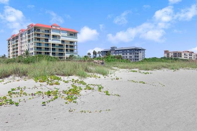 420 Harding Avenue #202, Cocoa Beach, FL 32931 (MLS #884965) :: Engel & Voelkers Melbourne Central