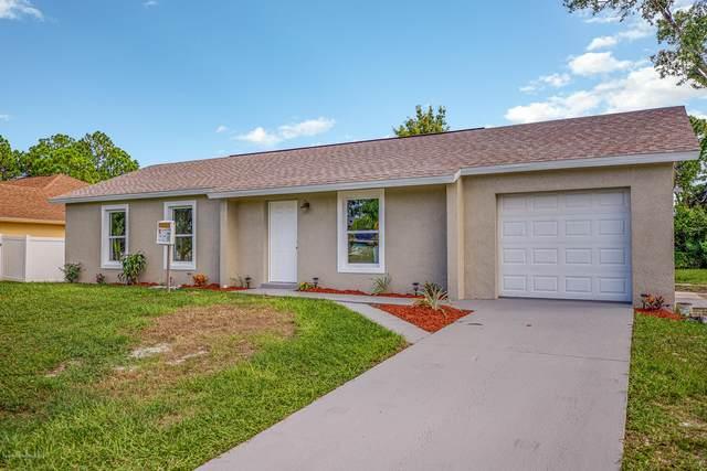 180 Appleby Street NE, Palm Bay, FL 32907 (MLS #884983) :: Blue Marlin Real Estate