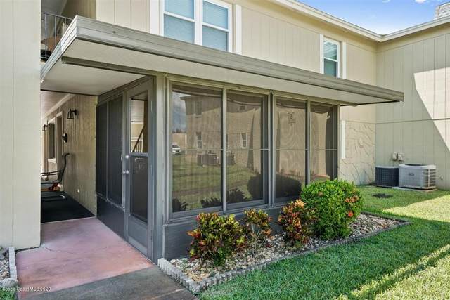 4304 London Town Road #112, Titusville, FL 32796 (MLS #884985) :: Blue Marlin Real Estate