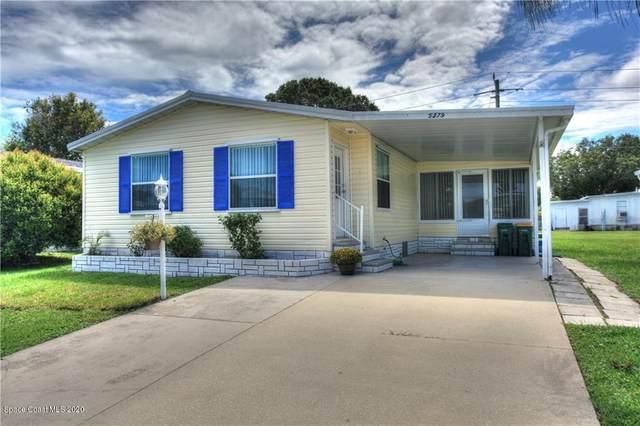 5379 Bannock Street #20, Micco, FL 32976 (MLS #884988) :: Premium Properties Real Estate Services
