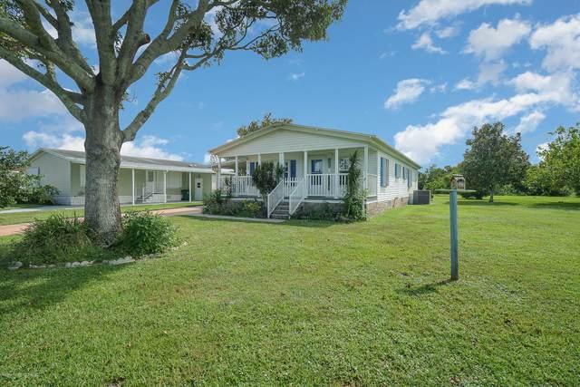 625 Seagull Drive, Barefoot Bay, FL 32976 (MLS #884990) :: Blue Marlin Real Estate
