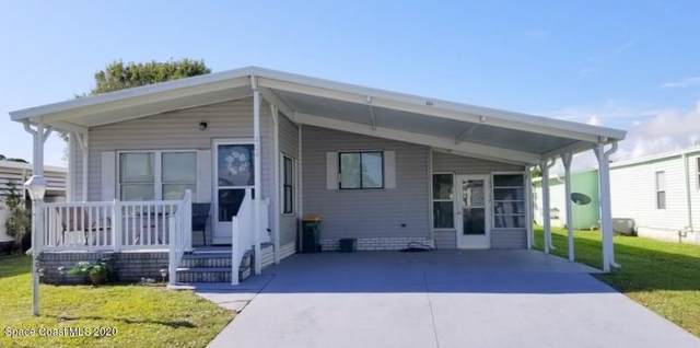 404 Egret Circle, Barefoot Bay, FL 32976 (MLS #885002) :: Blue Marlin Real Estate