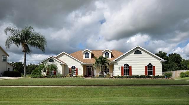 3415 Spartina Avenue, Merritt Island, FL 32953 (MLS #885004) :: Blue Marlin Real Estate