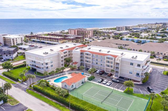 125 Pulsipher Avenue #202, Cocoa Beach, FL 32931 (MLS #885007) :: Engel & Voelkers Melbourne Central