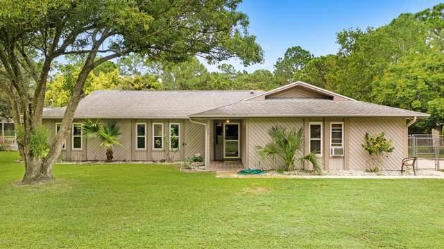 1505 Pinetree Lane NW, Palm Bay, FL 32907 (MLS #885010) :: Premium Properties Real Estate Services