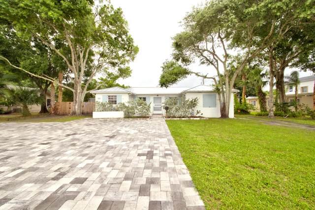 528 E Strawbridge Avenue, Melbourne, FL 32901 (MLS #885025) :: Blue Marlin Real Estate