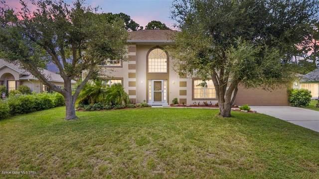 337 Hammock Road SE, Palm Bay, FL 32909 (MLS #885029) :: Blue Marlin Real Estate