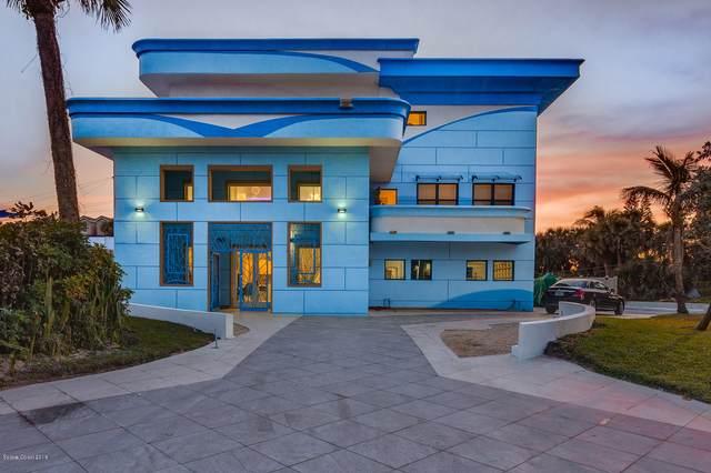 7904 S Highway A1a, Melbourne Beach, FL 32951 (MLS #885061) :: Blue Marlin Real Estate