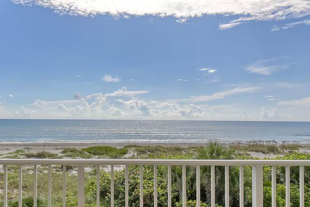 1515 S Atlantic Avenue #304, Cocoa Beach, FL 32931 (MLS #885079) :: Coldwell Banker Realty