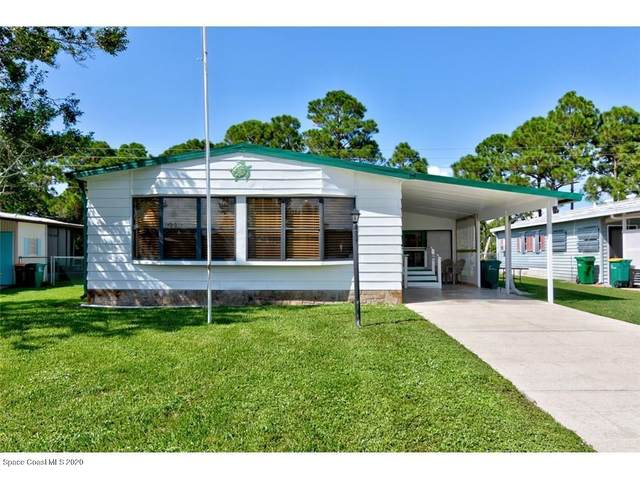 1373 Barefoot Circle, Barefoot Bay, FL 32976 (MLS #885096) :: Premium Properties Real Estate Services