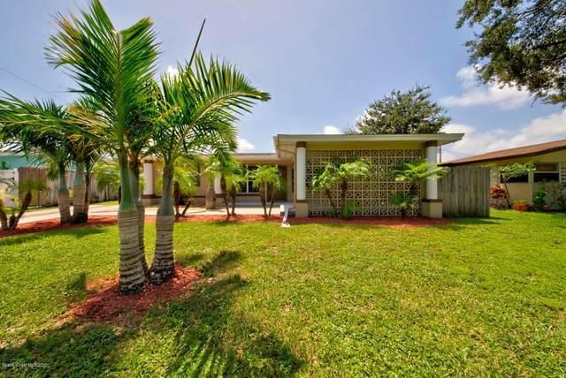 2461 Ute Drive, Melbourne, FL 32935 (MLS #885098) :: Blue Marlin Real Estate