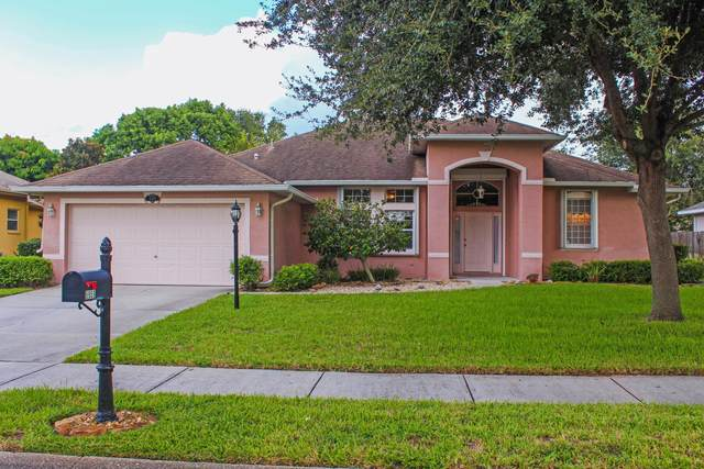 5959 Newbury Circle, Melbourne, FL 32940 (MLS #885100) :: Engel & Voelkers Melbourne Central