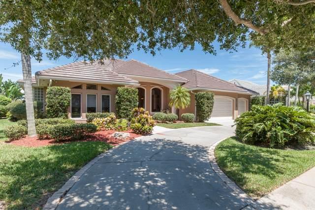 310 Newport Drive, Indialantic, FL 32903 (MLS #885113) :: Blue Marlin Real Estate