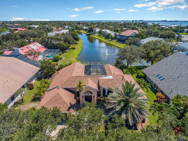 845 Sanderling Drive, Indialantic, FL 32903 (MLS #885122) :: Blue Marlin Real Estate