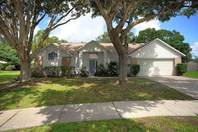 962 Pelican Lane, Rockledge, FL 32955 (MLS #885130) :: Blue Marlin Real Estate