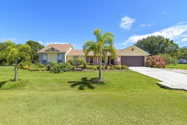 3973 Man O War Lane, Grant Valkaria, FL 32950 (MLS #885131) :: Blue Marlin Real Estate