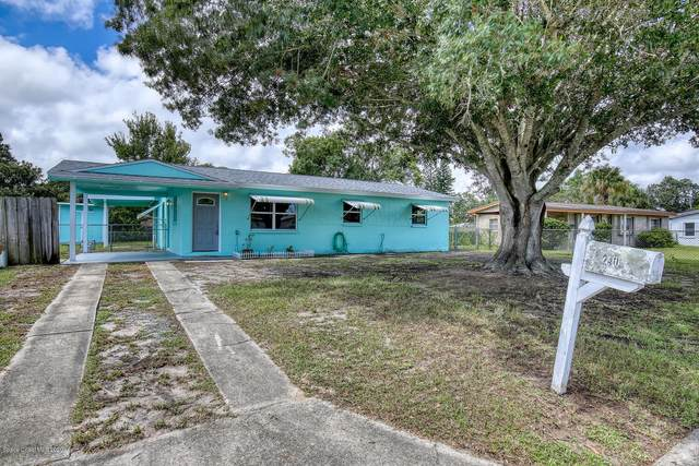 2409 Canterbury Lane, Melbourne, FL 32935 (MLS #885143) :: Blue Marlin Real Estate