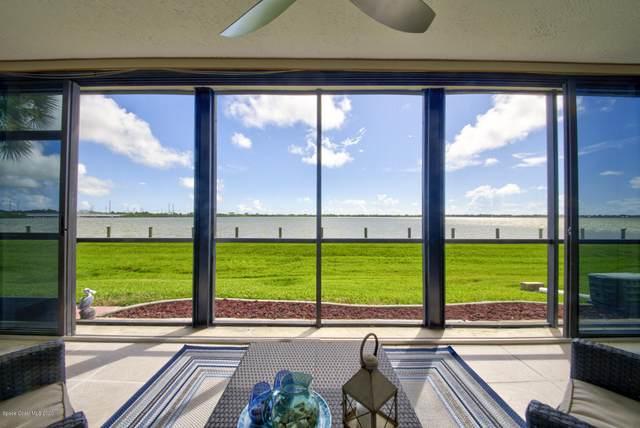 200 S Sykes Creek Parkway #109, Merritt Island, FL 32952 (MLS #885150) :: Blue Marlin Real Estate
