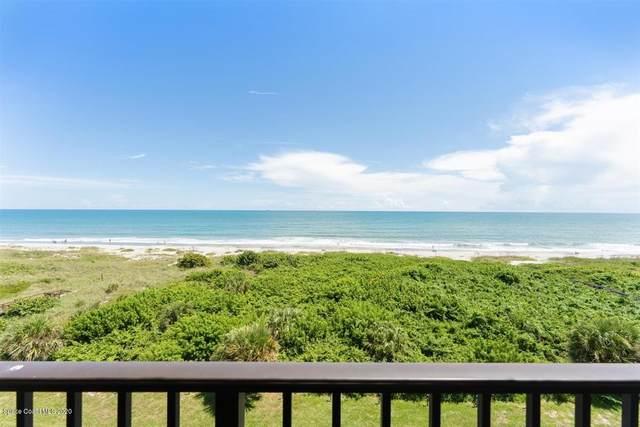 3170 N Atlantic Avenue #605, Cocoa Beach, FL 32931 (MLS #885152) :: Blue Marlin Real Estate
