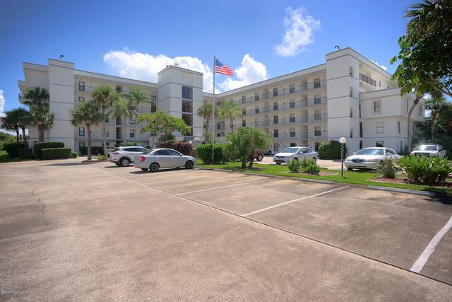 7400 Ridgewood Avenue #314, Cape Canaveral, FL 32920 (MLS #885194) :: Blue Marlin Real Estate
