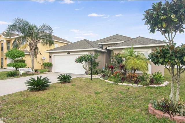960 NE Tavernier Circle NE, Palm Bay, FL 32905 (MLS #885196) :: Engel & Voelkers Melbourne Central