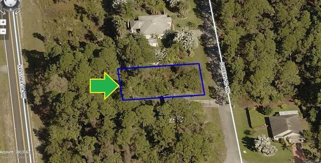 132 Dobbins Road NW, Palm Bay, FL 32907 (MLS #885197) :: Blue Marlin Real Estate