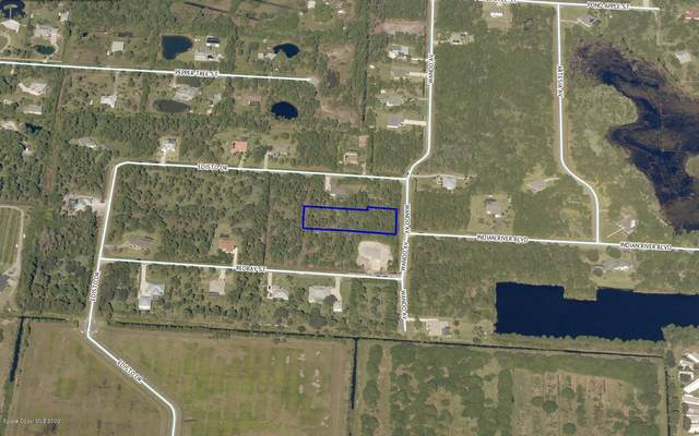 Intersect Of Wando & Indian River Blvd, Grant, FL 32949 (MLS #885222) :: Engel & Voelkers Melbourne Central