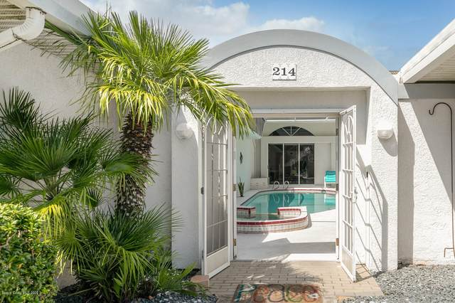 214 Glengarry Avenue, Melbourne Beach, FL 32951 (MLS #885232) :: Blue Marlin Real Estate