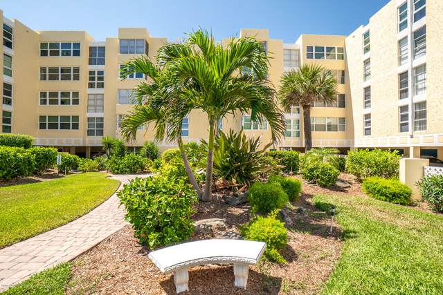 4700 Ocean Beach Boulevard #516, Cocoa Beach, FL 32931 (MLS #885235) :: Blue Marlin Real Estate