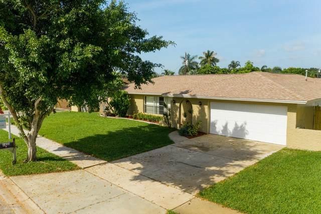 1455 Mercury Street, Merritt Island, FL 32953 (MLS #885267) :: Blue Marlin Real Estate