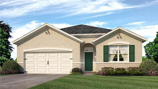 2221 Angel Road SE, Palm Bay, FL 32909 (MLS #885288) :: Blue Marlin Real Estate