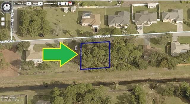 1148 Santa Fe Street SE, Palm Bay, FL 32909 (MLS #885303) :: Premium Properties Real Estate Services