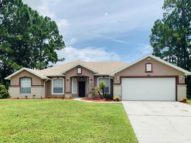1278 Seeley Circle NW, Palm Bay, FL 32907 (MLS #885313) :: Blue Marlin Real Estate