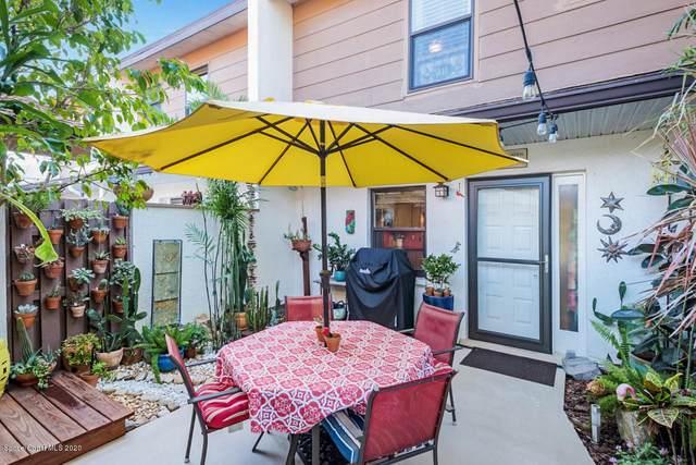 139 Kristi Drive, Indian Harbour Beach, FL 32937 (MLS #885334) :: Blue Marlin Real Estate