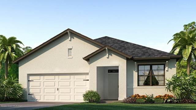 796 Remington Green Drive SE, Palm Bay, FL 32909 (MLS #885353) :: Engel & Voelkers Melbourne Central